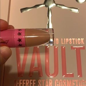 Jeffree Star butt naked mini